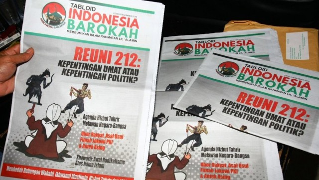 tabloid Indonesia Barokah (foto: Tirto)