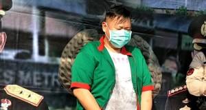 Reza Bukan ditangkap karena kasus narkoba (foto: Kompas)