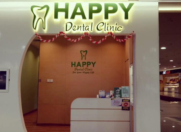 Happy Dental Clinic One Belpark